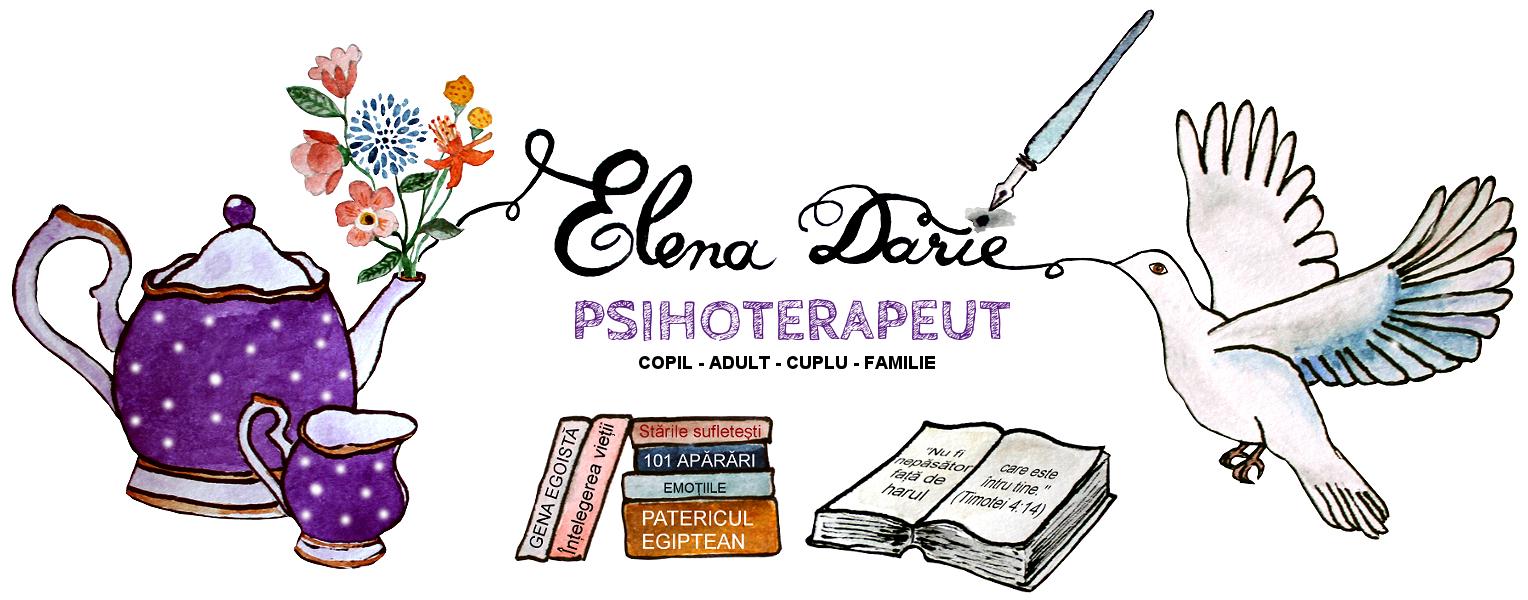 Cabinet Psihologie Elena Darie